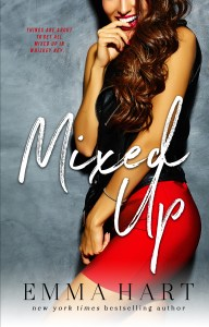 Mixed Up by Emma Hart….Release Day Blitz