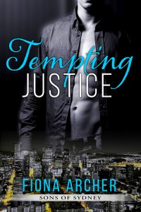 Tempting Justice by Fiona Archer…Release Blitz