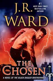 Giveaway….Win a Hardcover Copy of The Chosen by J.R. Ward