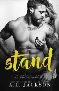 The Stand by A.L. Jackson…..Arc Review