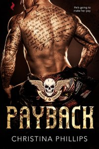 Payback by Christina Phillips…Virtual Tour with Review