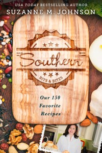 SPECIAL new release spotlight….SOUTHERN BITS & BITES: Our 150 Favorite Recipes by Suzanne M. Johnson