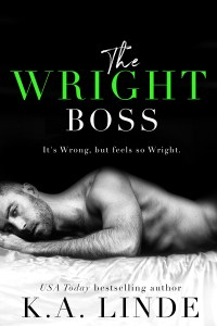 The Wright Boss by K.A. Linde…Review