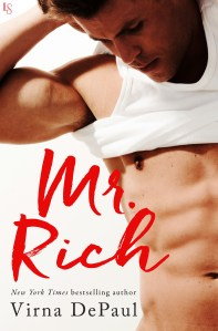 Mr. Rich by Virna DePaul…Exclusive Excerpt