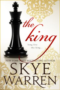 The King by Skye Warren….Release Blitz