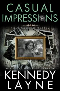 Casual Impressions by Kennedy Layne…Release Day Blitz