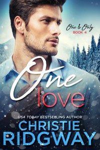 One Love by Christie Ridgway…Release Day Blitz