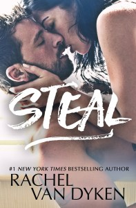 Release Day Blitz….Steal by Rachel Van Dyken