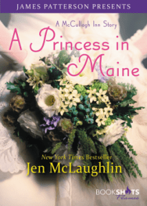 A Princess in Maine: A McCullagh Inn Story by Jen McLaughlin…ARC Review