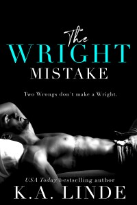 Release Day Blitz…The Wright Mistake by K.A. Linde