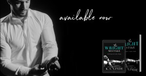 The Wright Mistake by K.A. Linde…Blog Tour & Review
