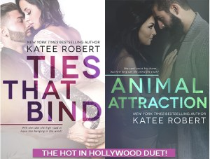 Hot In Hollywood Duet by Katee Robert…Pre-Order Blitz