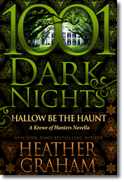 Hallow Be The Haunt by Heather Graham….Release Day Event