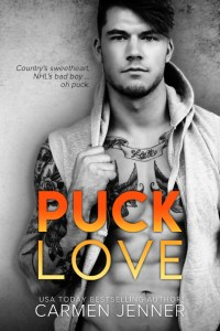 Puck Love by Carmen Jenner…Release Day Blitz