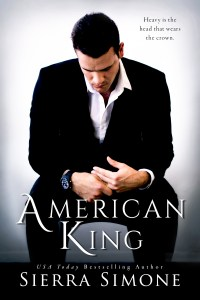 American King by Sierra Simone…..Release Day Event
