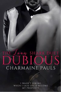 Dubious by Charmaine Pauls….Blog Tour & Review
