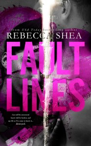 Fault Lines by Rebecca Shea….Release Day Blitz & Review