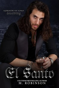 El Santo by M. Robinson…Release Day Blitz & Review