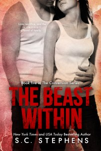 The Beast Within by S.C. Stephens….Blog Tour & Review