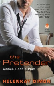 The Pretender by HelenKay Dimon…Pre-Order Blitz