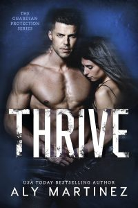 Release Day Blitz…Thrive by Aly Martinez