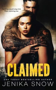 Claimed by Jenika Snow…Release Day Blitz with Excerpt