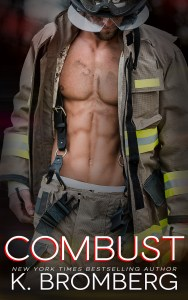 Combust by K. Bromberg…Review Tour