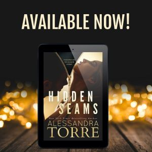 Release Day Blitz…Hidden Seams by Alessandra Torre