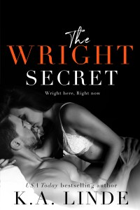 Release Day Blitz….The Wright Secret by K.A. Linde