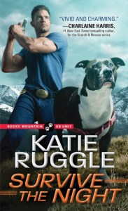 Survive the Night by Katie Ruggle…Book Spotlight, Excerpt, and Giveaway