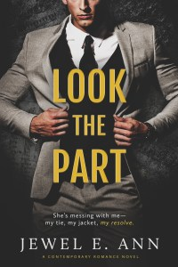 Look The Part by Jewel E Ann….Blog Tour