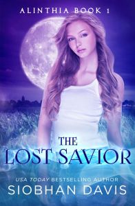 The Lost Savior by Siobhan Davis….Release Blitz & Review