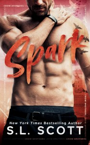 Release Day Blitz…Spark by S.L. Scott