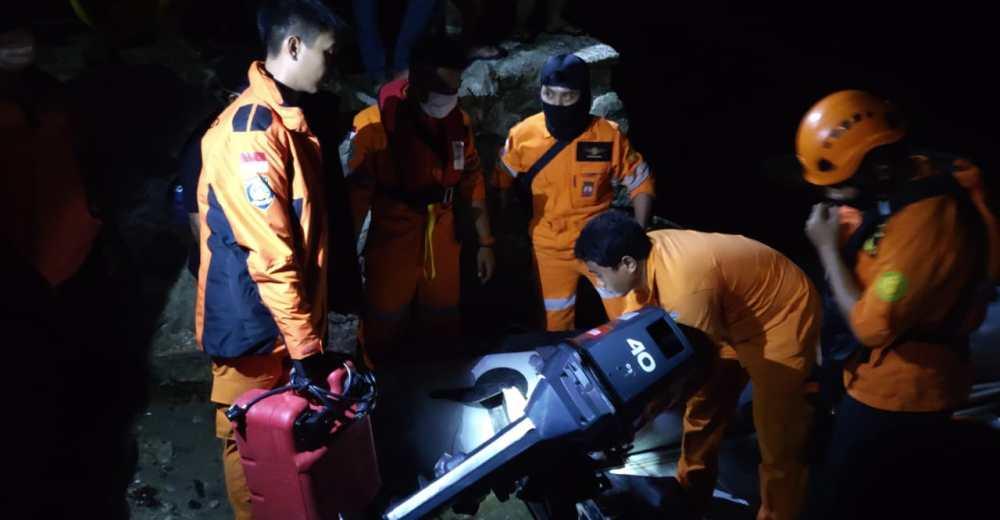 Nelayan Gorontalo Hilang