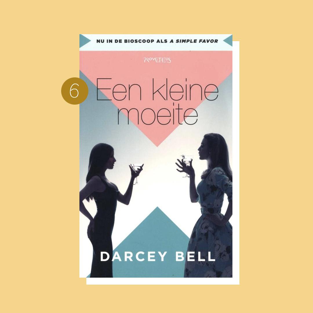Boekenweek 2019: Darcey Bell - Een kleine moeite