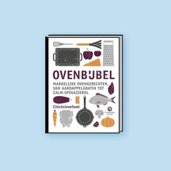 Boekrecensie: Chickslovefood – Ovenbijbel