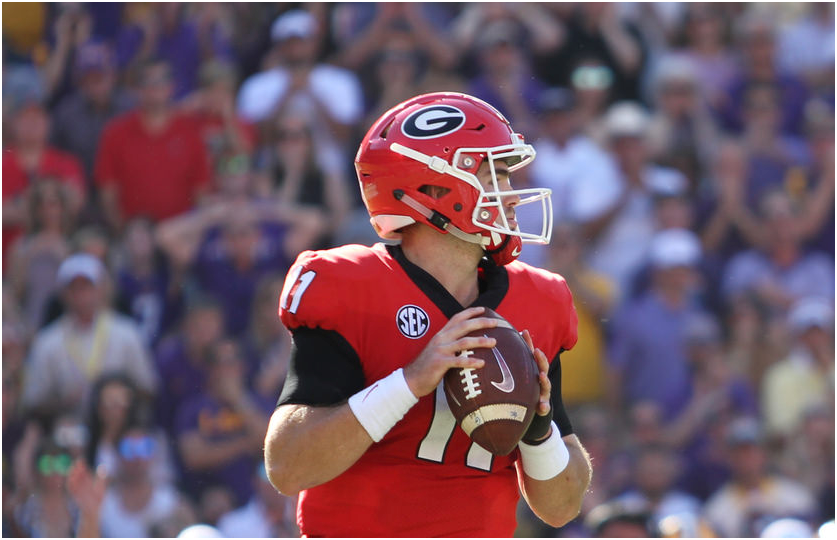 SEC Championship Game Preview  Can Georgia avenge its loss in the National  Championship by stopping Tua Tagovailoa  - Read and Reaction 91040b792