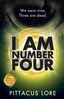 I Am Number Four – Pittacus Lore