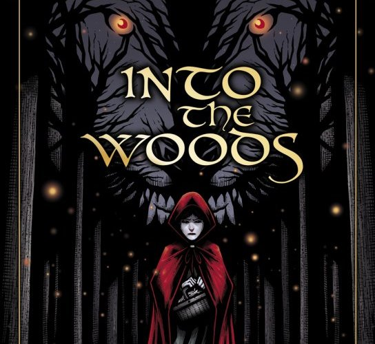 Mini Reviews – Into the Woods by Stacey Whittle and Orange by Neil Gaiman
