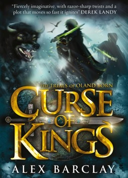 Curse of Kings – Alex Barclay