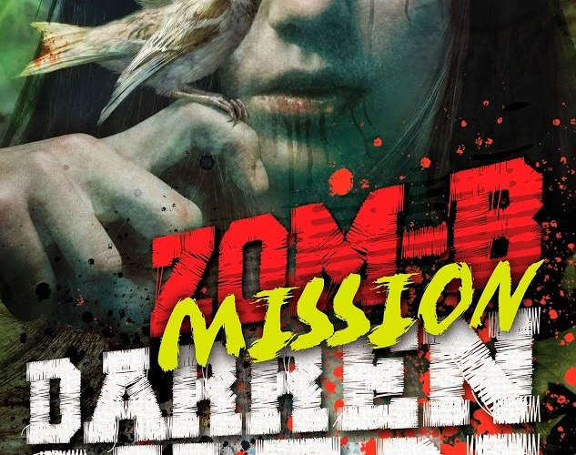 Extract and Giveaway: Zom-B Mission by Darren Shan