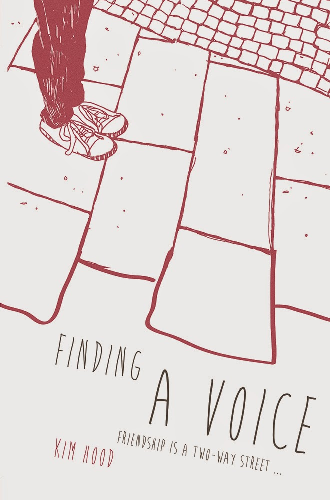 Q&A with Kim Hood – author of Finding A Voice