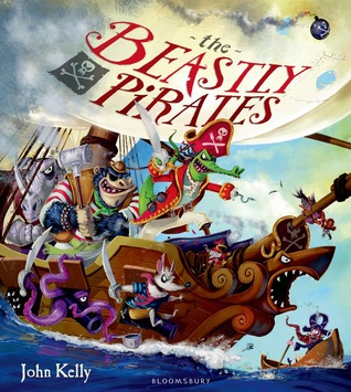 The Beastly Pirates – John Kelly