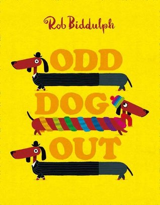 Review: Odd Dog Out by Rob Biddulph