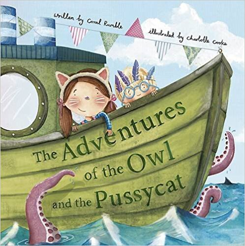 The Adventures of the Owl and the Pussycat – Coral Rumble and Charlotte Cooke