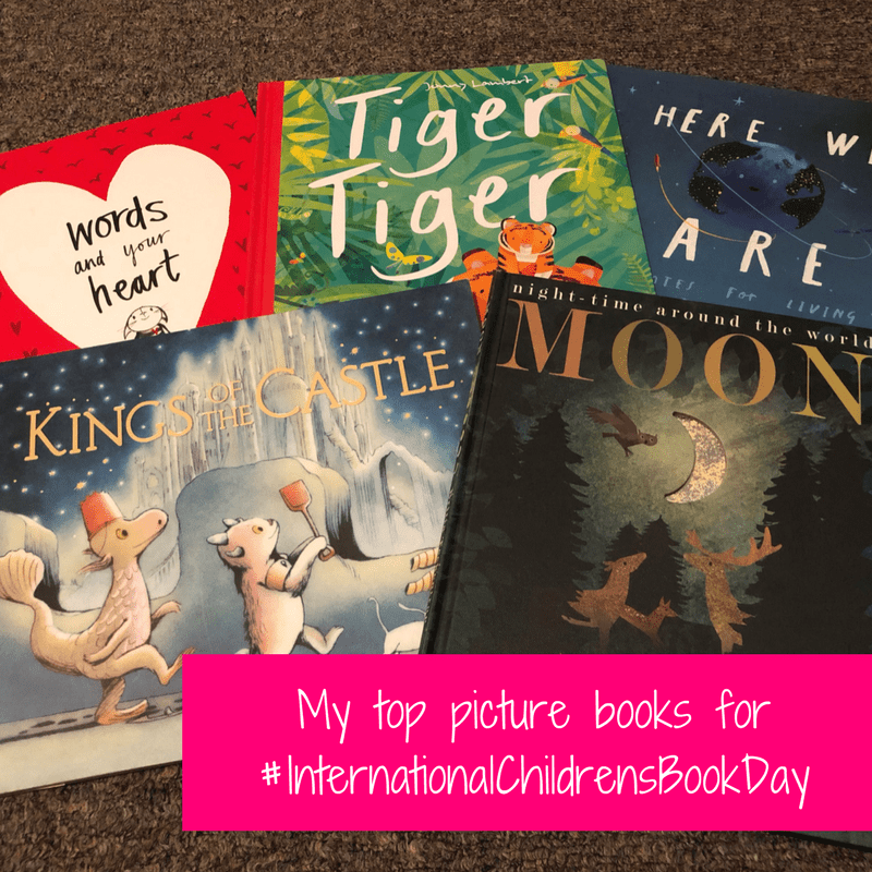 What are your favourite children's book this international children's book day?