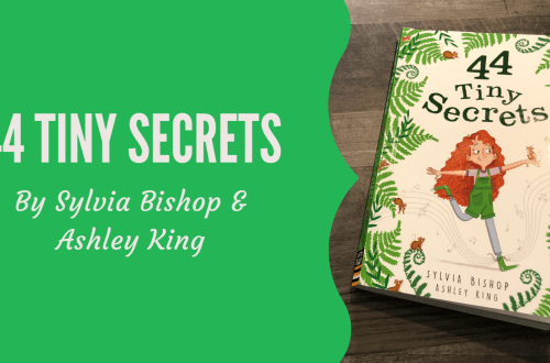 Book review: 44 Tiny Secrets by Sylvia Bishop and Ashley King