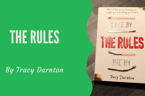 A review of The Rules by Tracey Darnton
