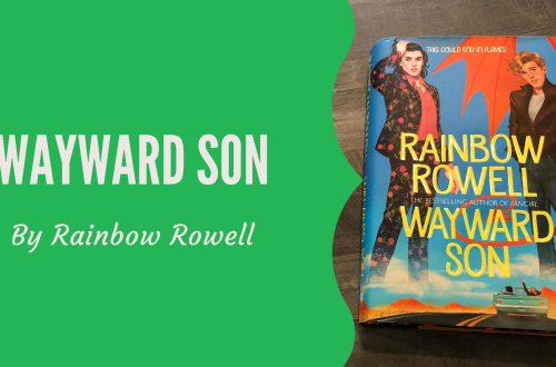 book review of Wayward Son by Rainbow Rowell