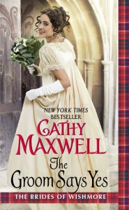 Cathy Maxwell book cover